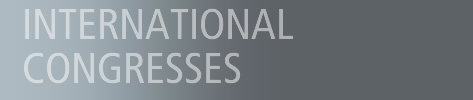 INTERNATIONAL CONGRESSES